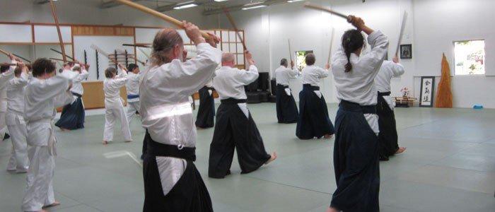 Aikido bokken